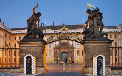 Výlet na Pražský Hrad – C