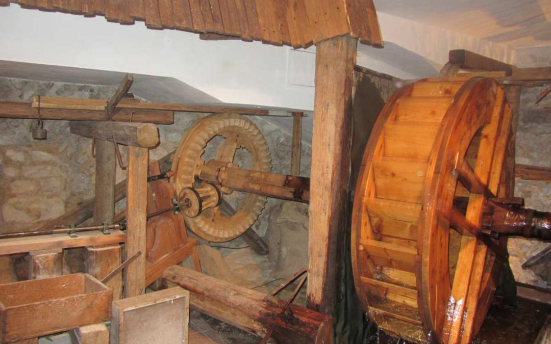 Výlet – Čechova stodola