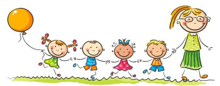 Evidenční list a GDPR pro nově přijaté děti